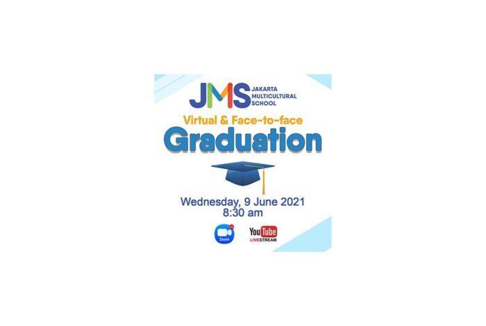 Virtual & face to face Graduation