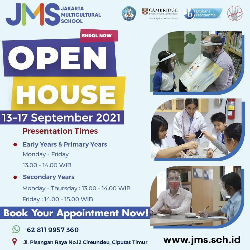 School Open House 2021